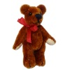 Jointed Brown World of Miniature Bears Teddy Bear