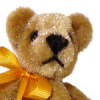 Light Gold Jointed Teddy Bear World of Miniature Bears