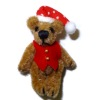 World of Miniature Bears Christmas Elf Bear