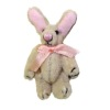Fluffy Easter Bunny Rabbit - World of Miniature Bears
