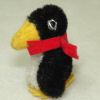 Tiny World of Miniature Bears Jointed Stuffed Penguin