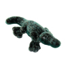 World of Miniature Bears Stuffed Jointed Velvet Alligator
