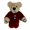 World of Miniature Bears Bedtime Pajama Bear